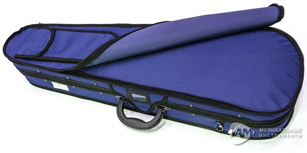 STENTOR 1372EBU - VIOLIN 1/2 BLUE Кейс для скрипки