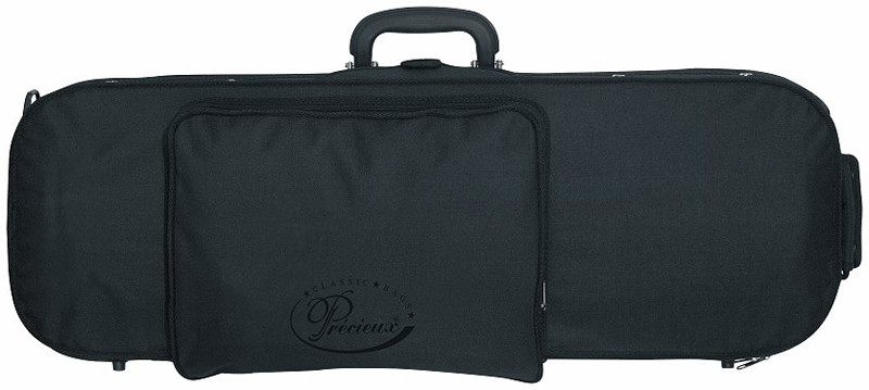 ROCKCASE RC10130 B Précieux - Deluxe Line - 4/4 Violin Soft Light Case Кейс для скрипки