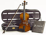 STENTOR 1542/C GRADUATE VIOLIN OUTFIT 3/4 Скрипка, фото 3
