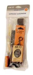 RICO RSMPAKSSX-01 Pack for Soprano Sax Средство по уходу за духовыми инструментами