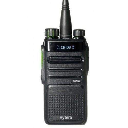 Радиостанция Hytera BD-555  Bluetooth (Цифро-аналоговая)
