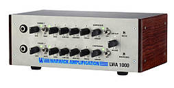 WARWICK LWA1000 (Silver) Усилитель голова для бас-гитары (WALWA1000 SILVER)