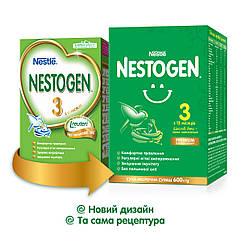 Молочна суміш Nestogen 3, 12+, 600г