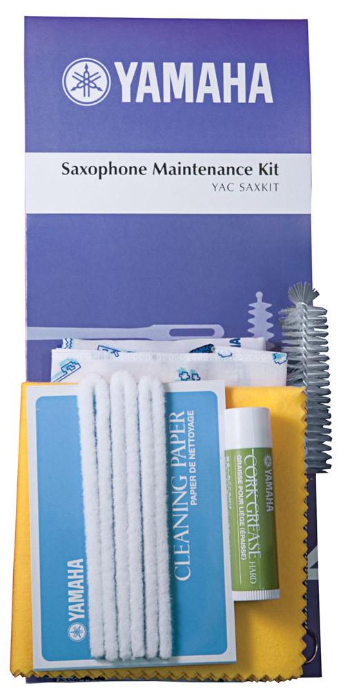 YAMAHA Saxophone Maintenance Kit Уход за духовыми инструментами