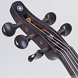 YAMAHA YEV-105 (Black) Электроскрипка 5 струн (YEV105BL), фото 3
