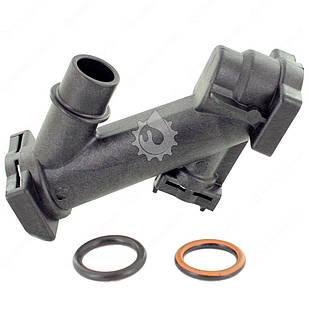 Пластикова Z-образна трубка Saunier Duval Themaclassic, Protherm - S1020600