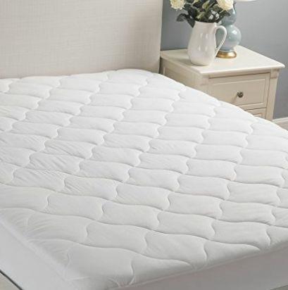 Наматрасник на кровать Райсон стёганный, 140х200