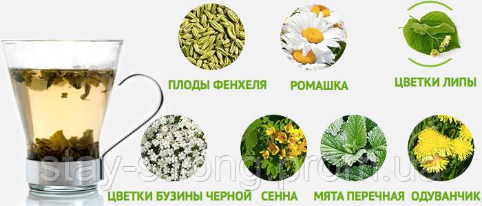 Монастырский чай в украине - Stay Strong в Киеве