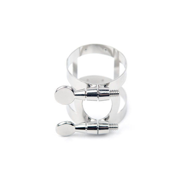 RICO RAS1LN Rico Ligature - Alto Sax Nickel Plated Лигатура