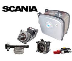 Комплект гидравлики для газовоза SCANIА