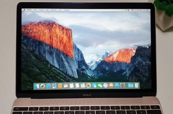 Ноутбук Apple MacBook 2016 Retina A1534 (2304х1440)IPS|IntelM3|8Gb|SSD256Gb|