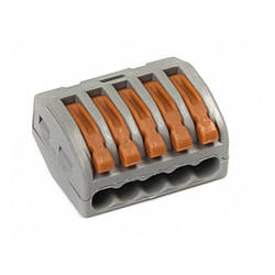 Конектор Smartfortec CMK-415 5-контактний (100 шт/уп)