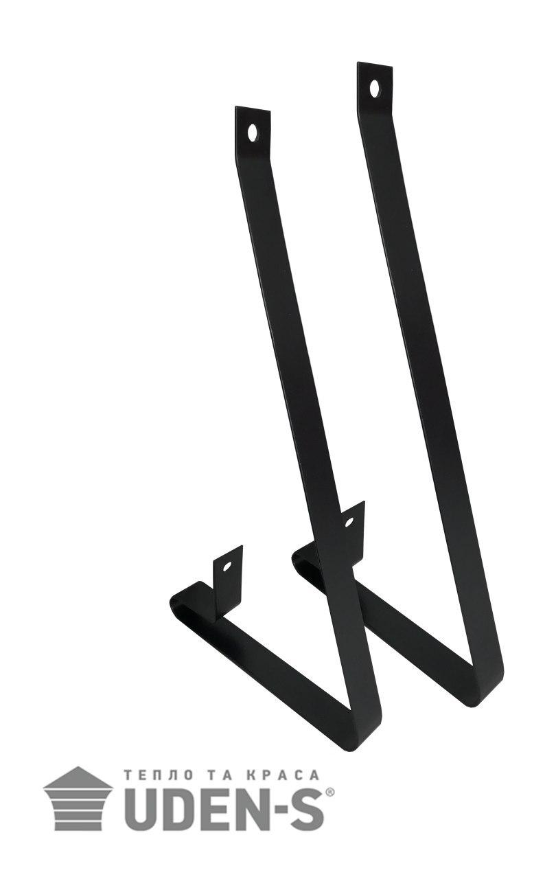 Ножки-подставки для обогревателей КЕН-500, КЕН-600 (чёрные)