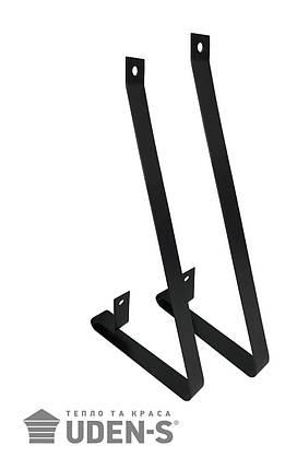 Ножки-подставки для обогревателей КЕН-500, КЕН-600 (чёрные), фото 2