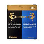 D'Addario Grand Concert Select - Bb Clarinet #2.5 - 10 Pack Трости для кларнета (RGC10BCL250), фото 2