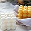 Свеча - куб (аромат и цвет на выбор), фото 3