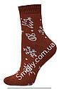 Шкарпетки оптом жіночі махрові на гумці, фото 7