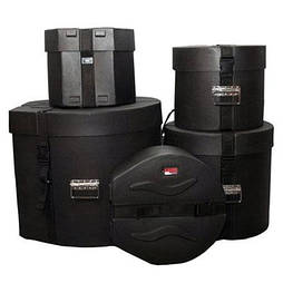 GATOR GPR-STD-SET Classic Series Case Set - Standard Набор из 5 кейсов для ударных