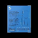 D'Addario Royal - Soprano Sax #1.5 - 10 Pack Трости для сопрано саксофона (RIB1015), фото 3