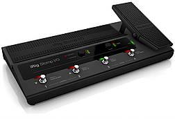 IK MULTIMEDIA IRIG STOMP I/O Гитарный эффект, контроллер, аудиоинтерфейс для iOS/Mac/PC