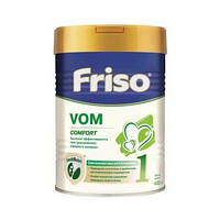 Молочна суміш Friso VOM COMFORT 1, 0+, 400г