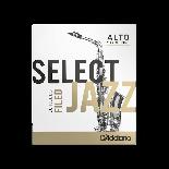 D'Addario Select Jazz - Alto Sax Filed 2H - 10 Pack Трости для альт саксофона (RSF10ASX2H), фото 2