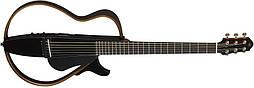 YAMAHA SLG200S (Translucent Black) Silent гитара (SLG200S TBL)