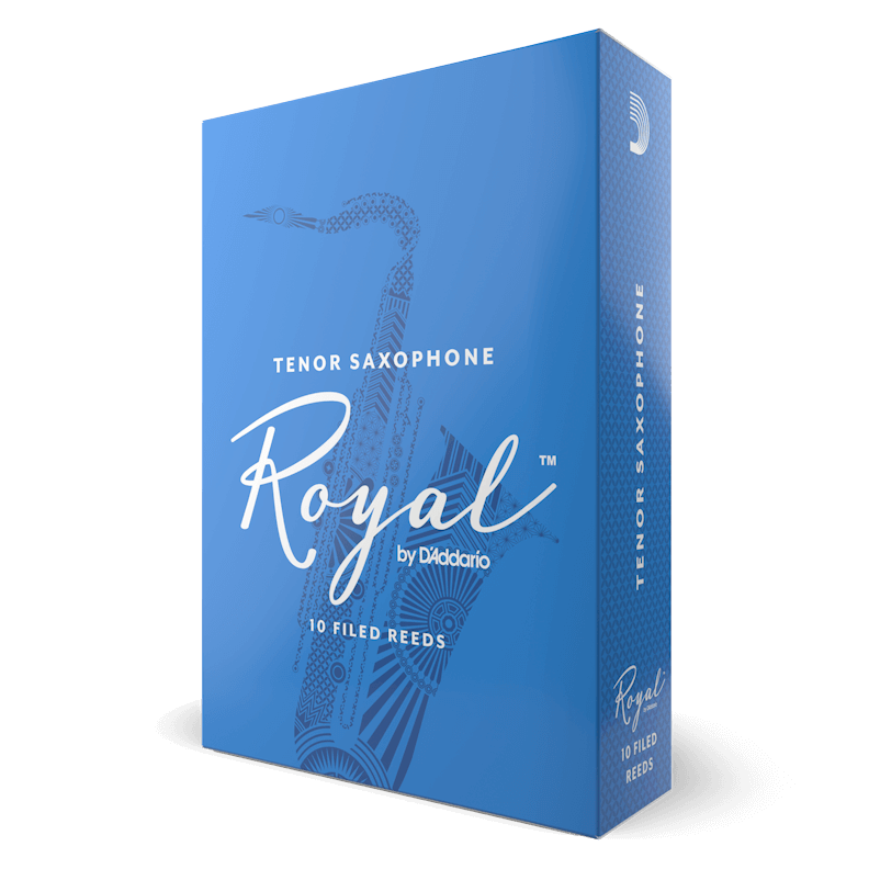 D'Addario Royal - Tenor Sax #3.0 - 10 Pack Трости для тенор саксофона (RKB1030)