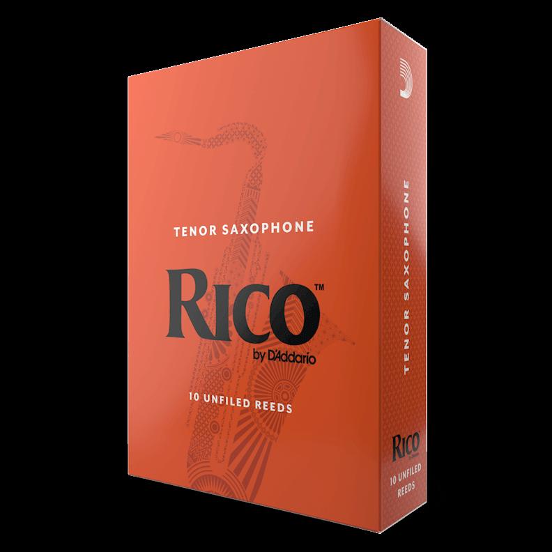 D'Addario Rico - Tenor Sax #3.0 - 10 Pack Трости для тенор саксофона (RKA1030)