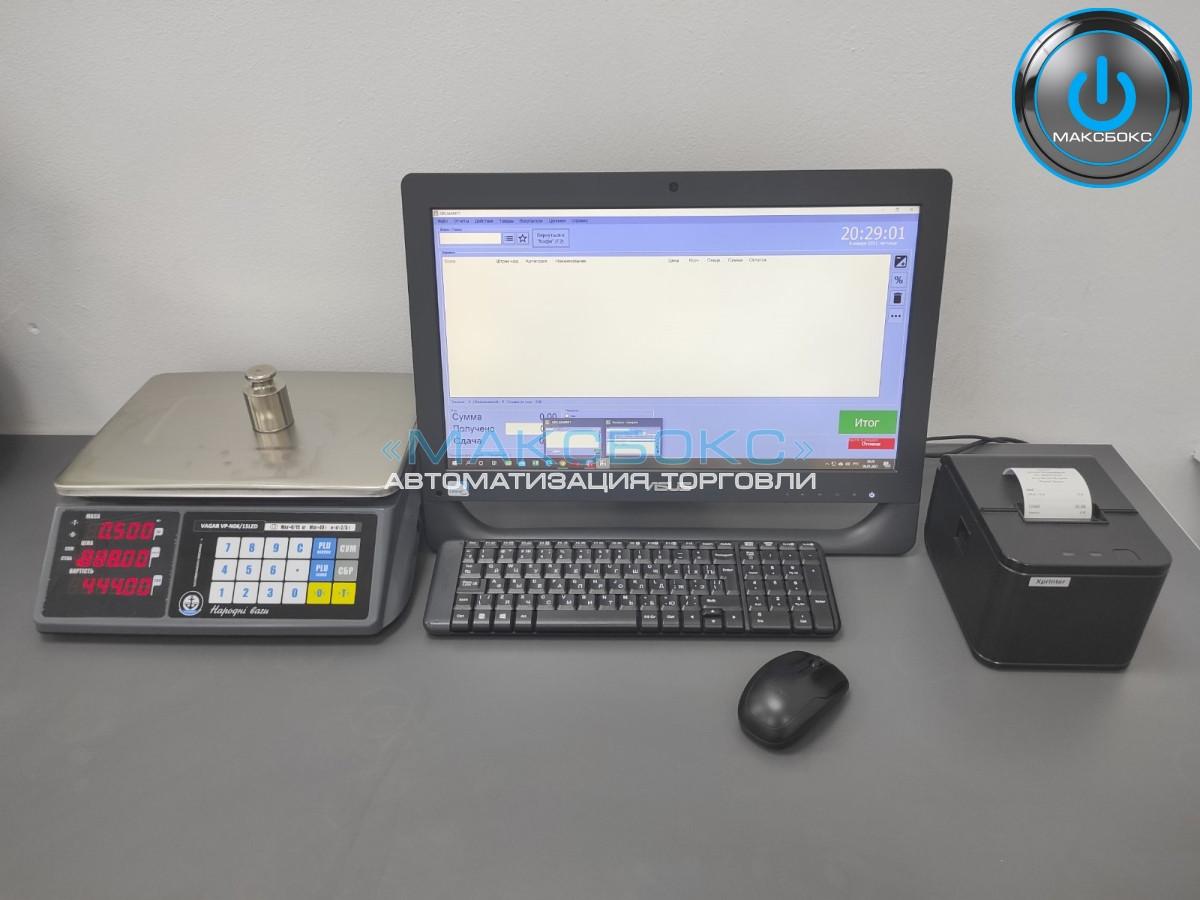 Комплект автоматизації – GBS minimarket