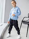 Стильный детский худи с принтом, фото 9