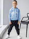 Стильный детский худи с принтом, фото 8