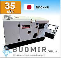 Дизельный генератор на 32 кВт - Mitsui APW-32