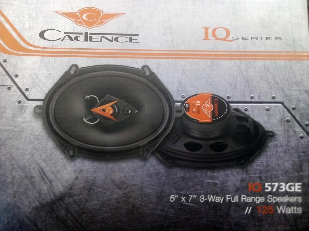 Акустика Cadence IQ 573GE