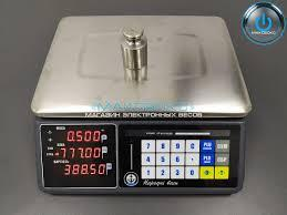 Весы с подключением к ПК Vagar 6/15 кг