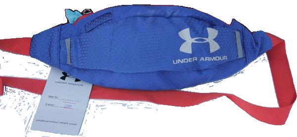 Сумка на пояс, реплика Under Armour 157, синий