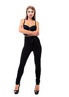 Женские модные утягивающие леггинсы с завышенной талией и поясом., фото 1