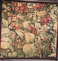 Гобеленовая картина Art de Lys Цветы 150х150 см, без подкладки, фото 1