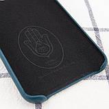 "Кожаный чехол AHIMSA PU Leather Case Logo (A) для Apple iPhone 11 (6.1""), фото 2"