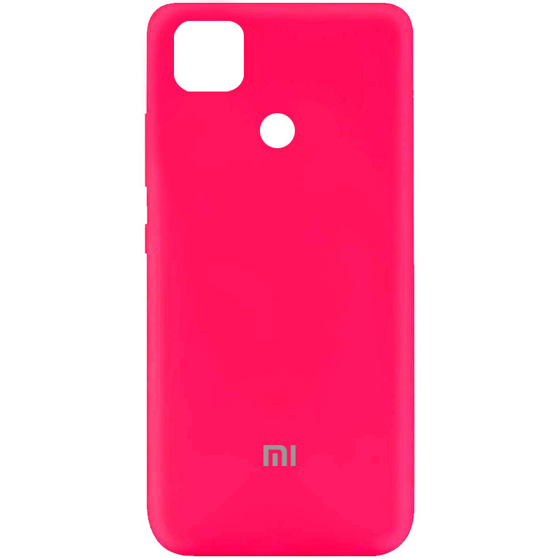 Уценка Чехол Silicone Cover My Color Full Protective (A) для Xiaomi Redmi 9C