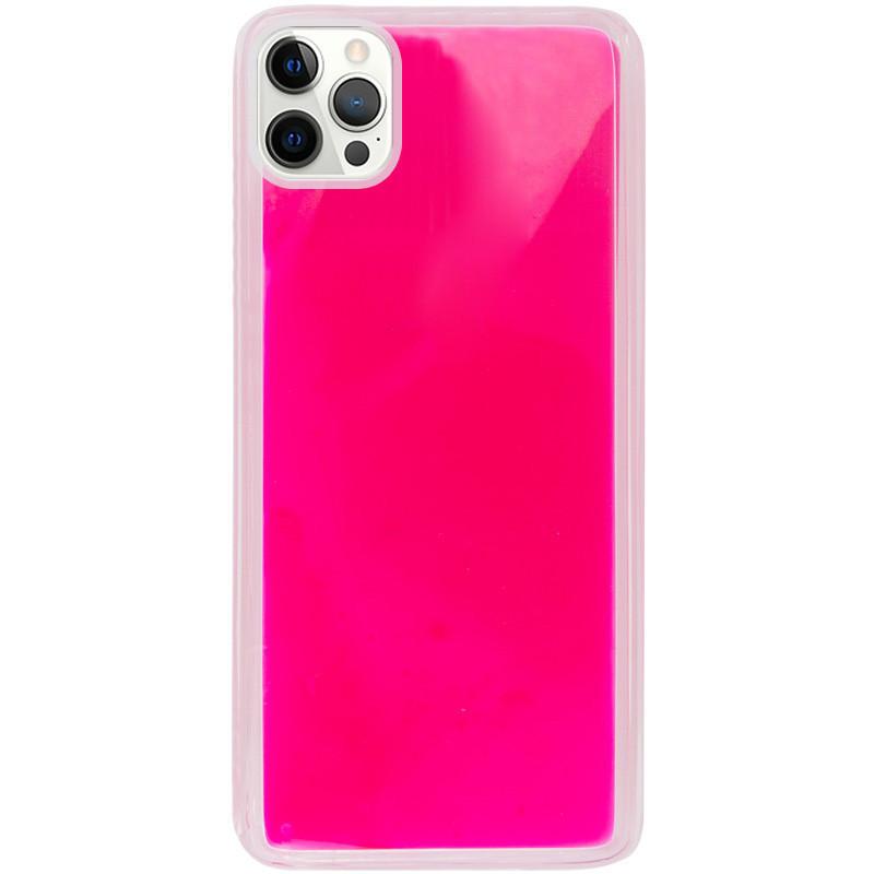 "Уценка Неоновый чехол Neon Sand glow in the dark для Apple iPhone 12 Pro Max (6.7"")"