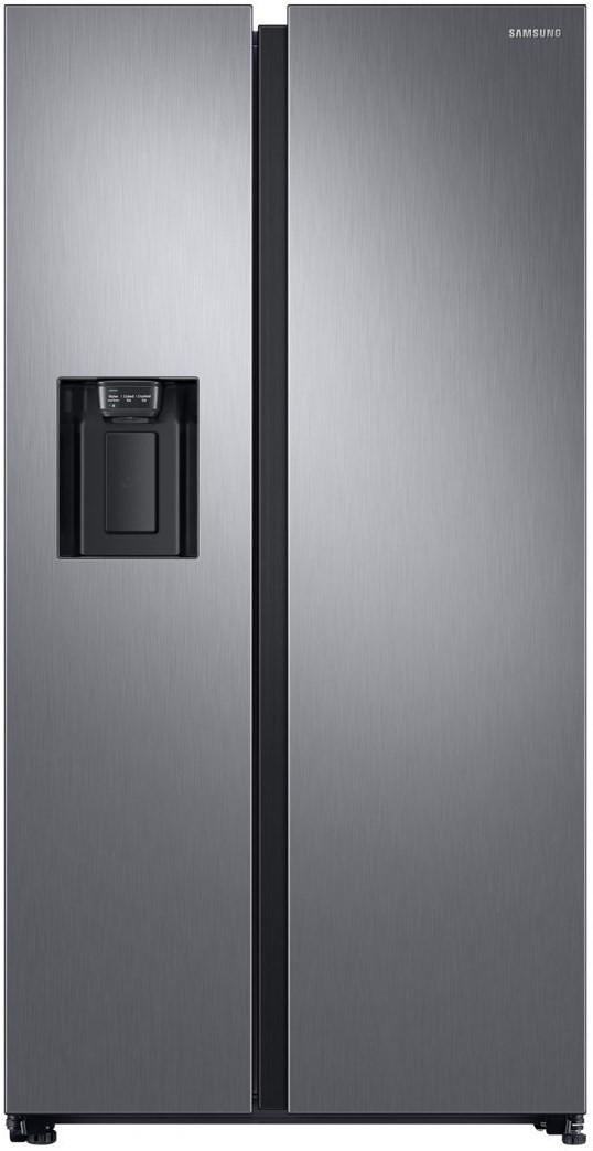 Холодильник з морозильною камерою Samsung RS68N8321S9
