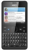 Мобильный телефон Nokia 210 Asha Black UCRF (гарантия 12 мес)
