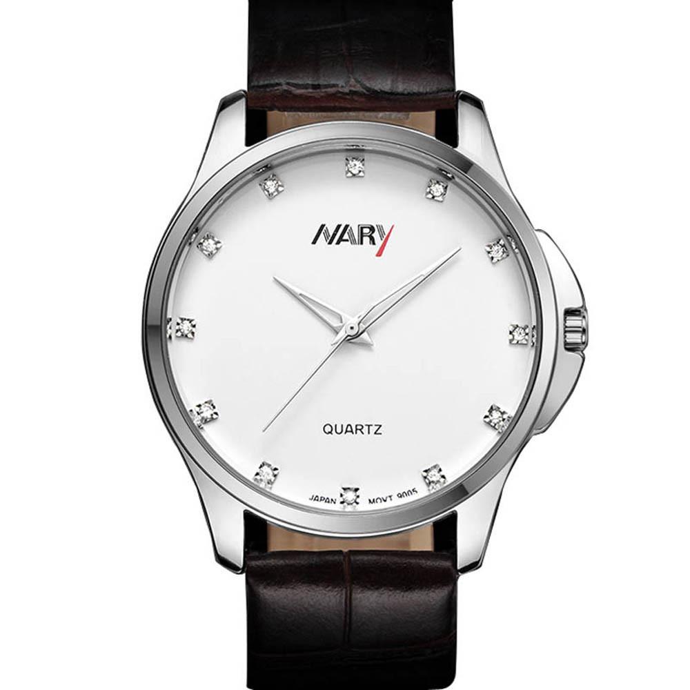 Часы мужские Nary 9005 White