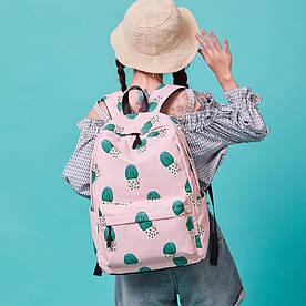 Школьный рюкзак Кактусы