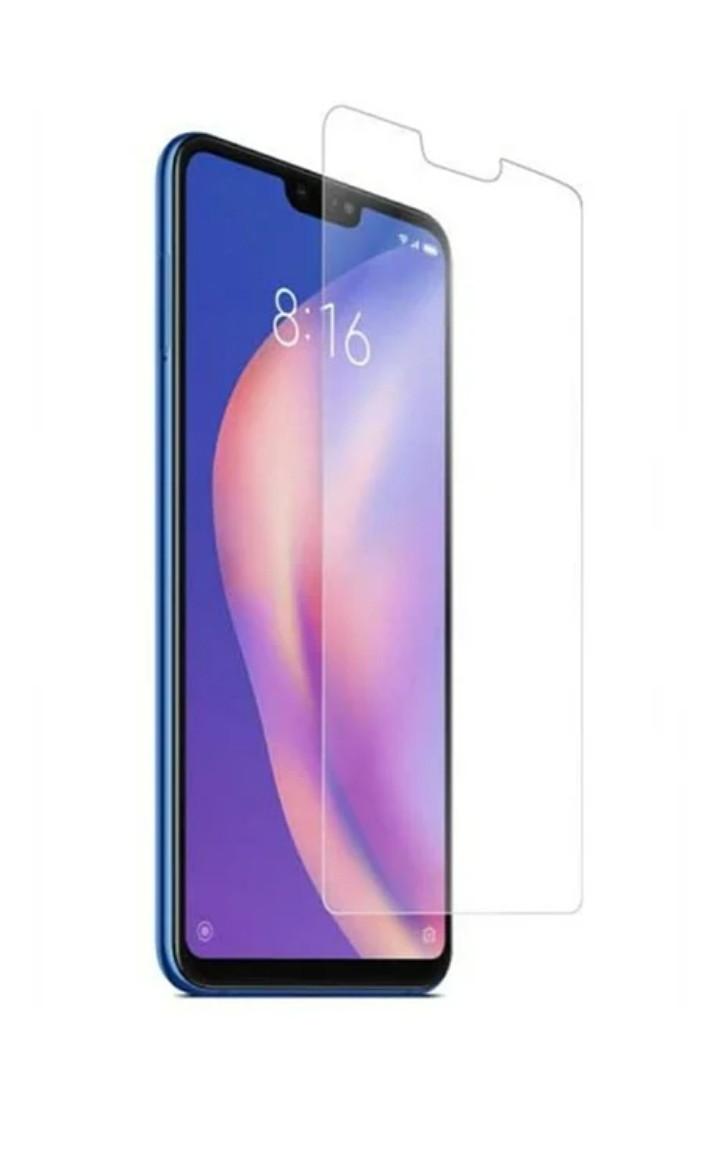 Захисне закалене скло для смартфону Xiaomi Mi 8 Lite (Прозоре)