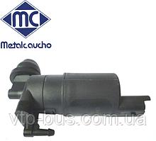 Насос бачка омывателя (только лобового стекла) на Renault Trafic (2001-2014) Metalcaucho (Испания) MC02072