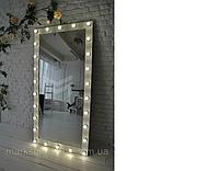 Зеркало М600 AVRORA с подсветкой по кругу / Markson