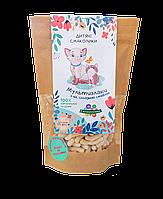 Дитячі смаколики Мультизлаки з чіа та солодкою стевією, 25г