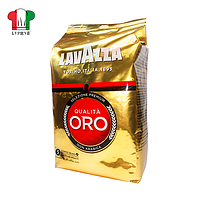 Кофе зерновой Lavazza Qualita Oro евро 100% арабика 1кг